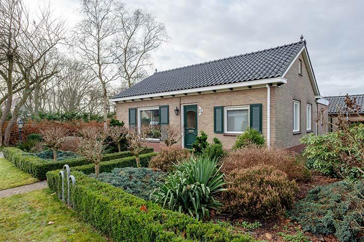 vrijstaande bungalow Gasselte