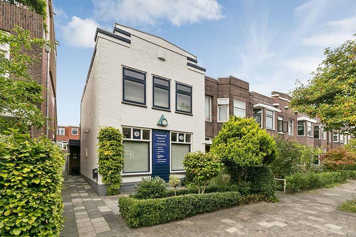 jaren 80 eengezinswoning Oranjebuurt Groningen