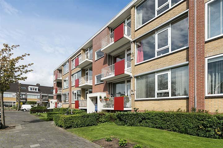 appartement Coendersborg Groningen