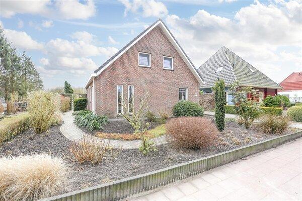 vrijstaande woning Veendam